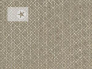 Stoff grafische Muster Baumwolle silber