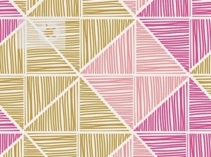 Canvas Stoff grafische Muster