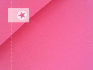 Bündchenstoff Schlauchware glatt rosa