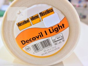 Vlieseline Decovil I light
