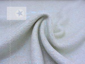 Sweat Stoff Shiny mint