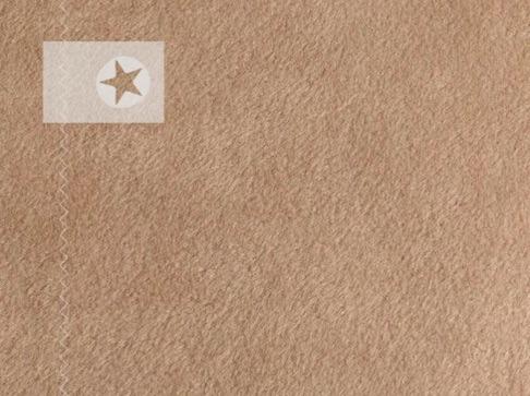 Fleece Stoff uni beige