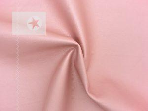 Kunstleder metallic rosé