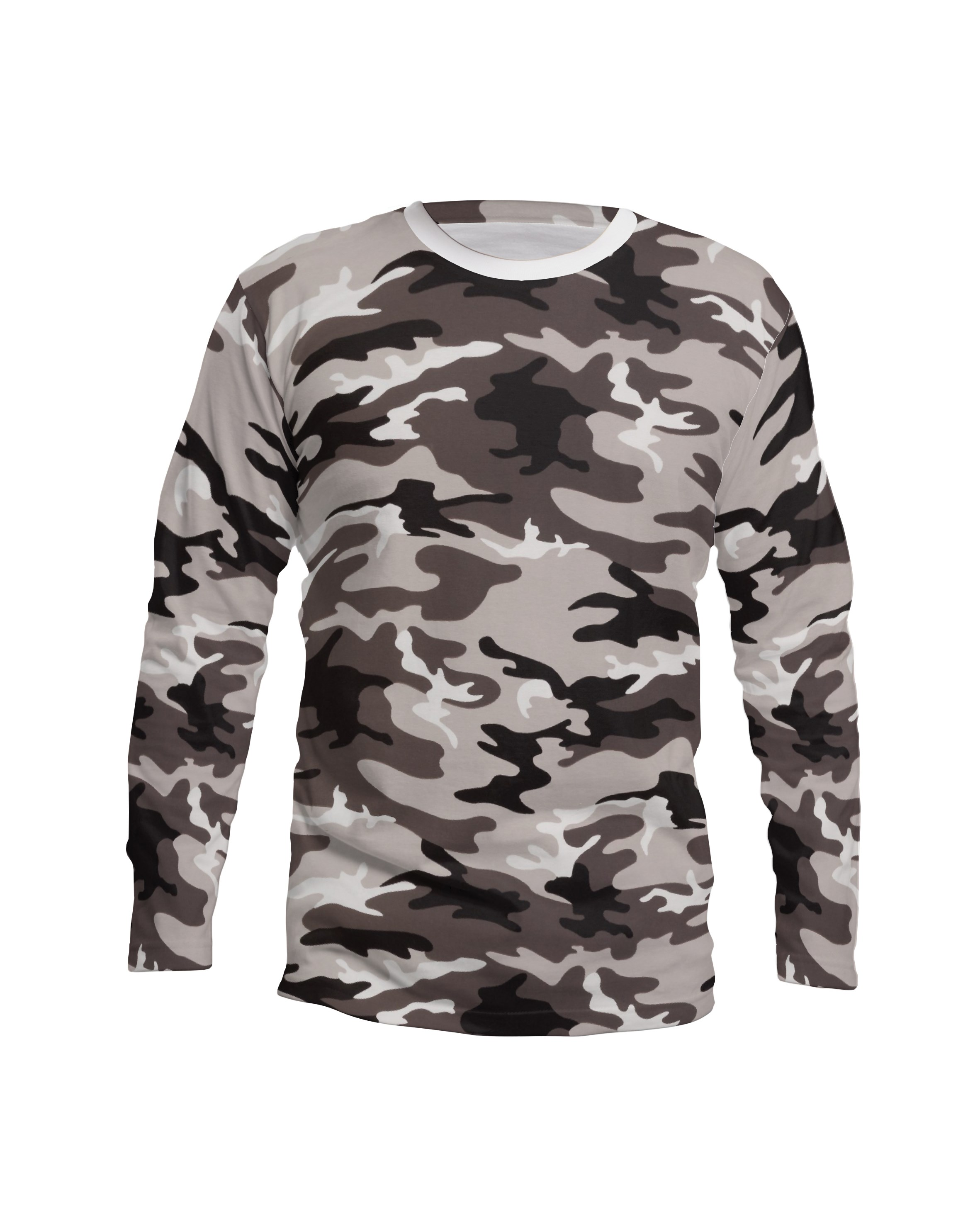 jersey stoff camouflage jersey grau stoffe online shop. Black Bedroom Furniture Sets. Home Design Ideas