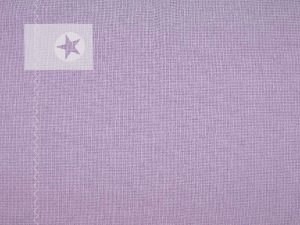 Canvas Stoff uni mauve