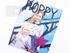 POPPY Zeitschrift Nähzeitschrift Kinder Ed. 10