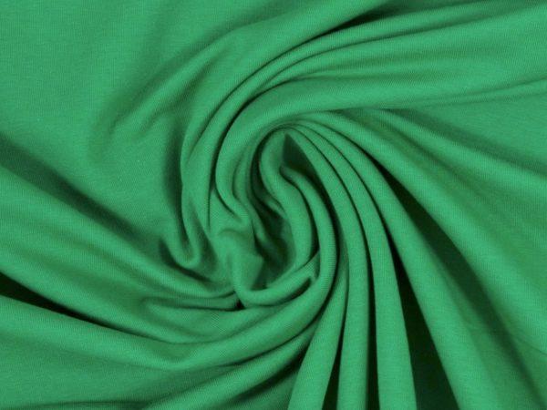 Sweat   French Terry grasgrün