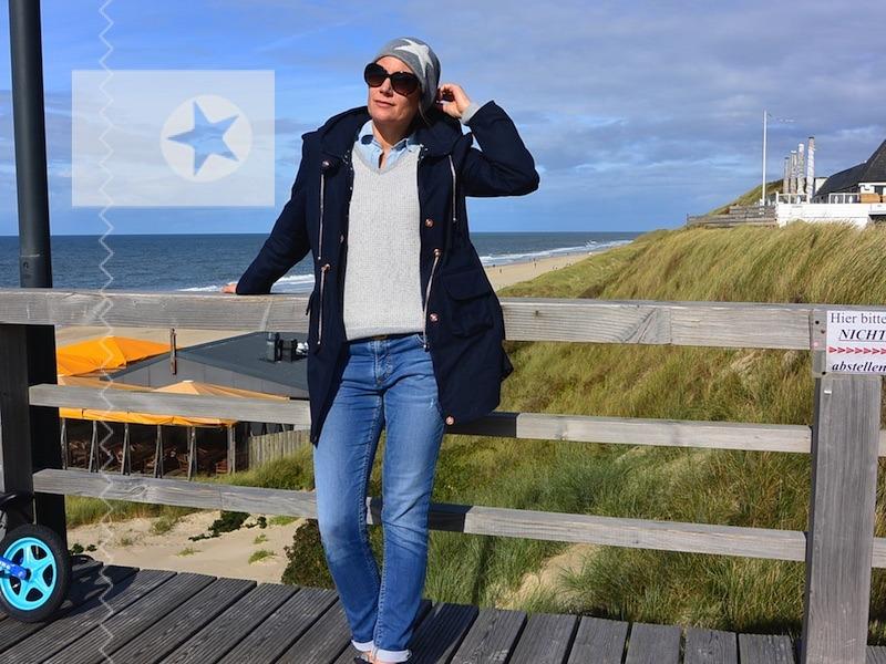 c20b84b78f Mein Wind und Wetter Parka Papierschnitt Damen | Stoffe Online Shop