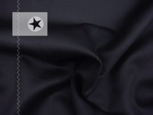 Scuba Stoff Jersey schwarz