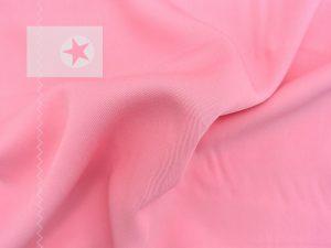 Viskose Twill uni einfarbig rosa