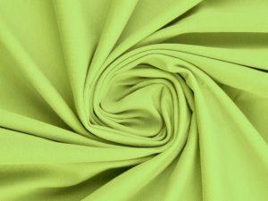 Baumwoll Jersey hellgrün