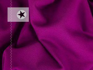 Sweatstoff angeraut uni violett