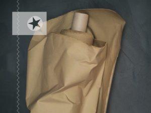 Dry Oilskin Baumwolle beige