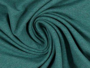 Sweat | angeraut dunkelgrün meliert