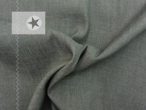 Leichter Blusen Jeansstoff khaki