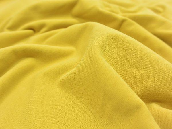 GOTS Soft Sweat mustard