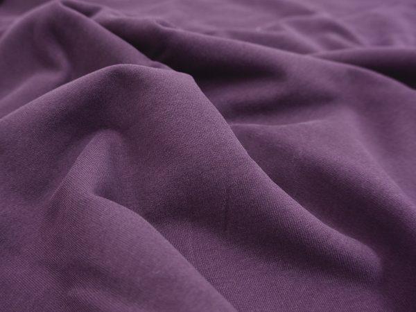 GOTS Soft Sweat violet