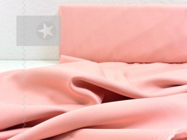 Tencel Stoff für Kleider und Blusen peach