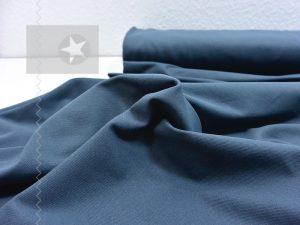Jersey Jeansoptik graublau