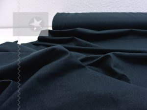Jersey Jeansoptik schwarzblau