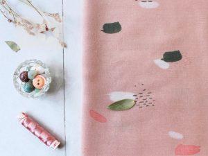 Atelier Brunette Viskose Moonstone pink