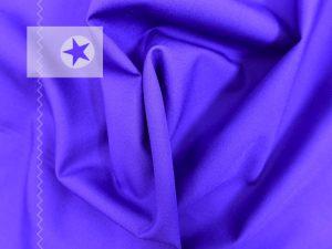 Baumwollstoff uni lila