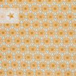 Baumwolle beschichtet Dandelion gold