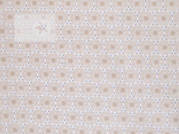 Baumwolle beschichtet Dandelion sand
