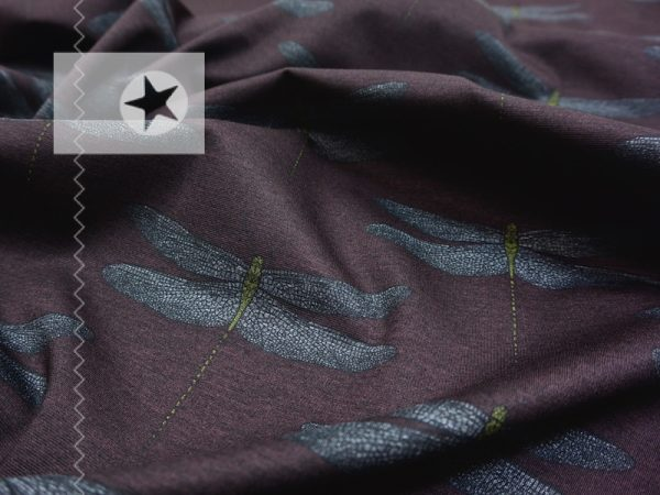 Romanit Jersey Dragonfly red wine