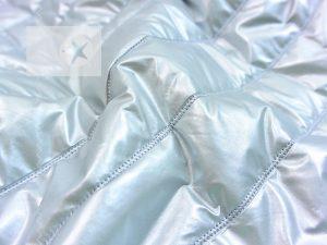 Steppstoff Silk Gloss pearl