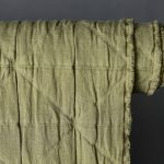 Merchant & Mills Jacquard Cotton rushes green