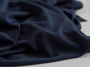 Meet Milk Modal Double Knit navy
