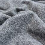 Wollstoff Marco dark grey