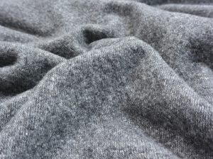 Wollstoff Marco dark grey