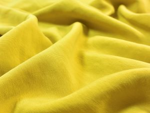 Washed Rayon mustard