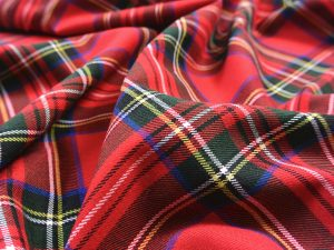 Tartan Twill Scotland X
