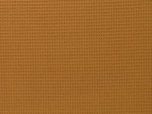 Waffelpique karamell