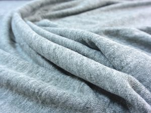 Organic Brushed Piqué dark green
