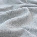 Pointoille Jersey grey melange