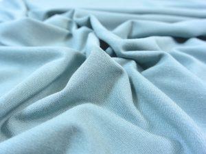Modal Jersey mit TENCEL™ Fasern aqua