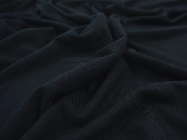 Modal Jersey mit TENCEL™ Fasern schwarz
