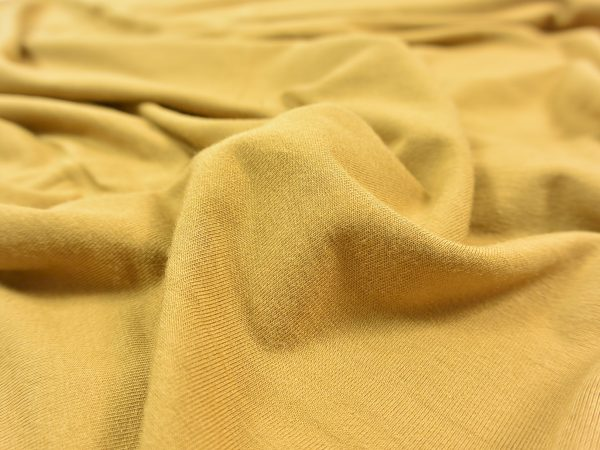 Modal Jersey mit TENCEL™ Fasern amber