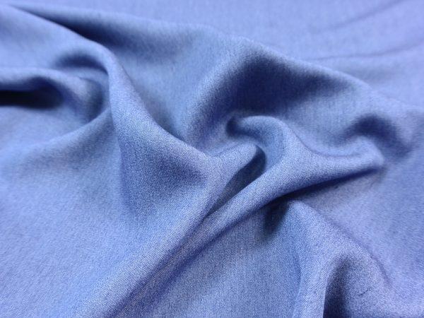 Soft Chambray denim blue