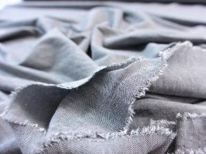T-Shirt Jersey Piqué steel