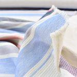 Striped Cotton Jacquard Viva!