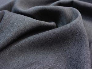 Soft Chambray black denim