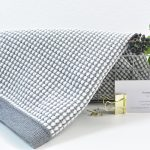 Honeycomb Knit by clarasstoffe kaviar
