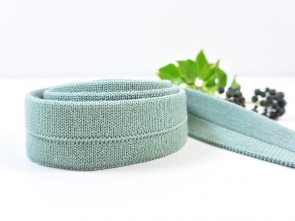 4 cm Cuff für Honeycomb Knit by clarasstoffe sage