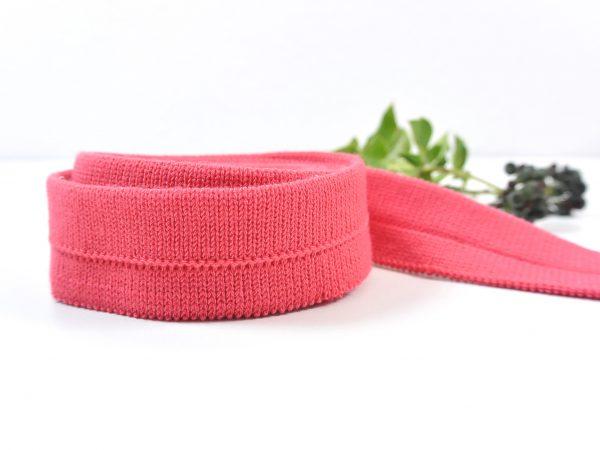 2 cm Cuff für Honeycomb Knit by clarasstoffe strawberry shake