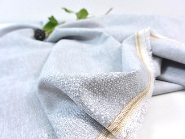Leinen Baumwolle light grey